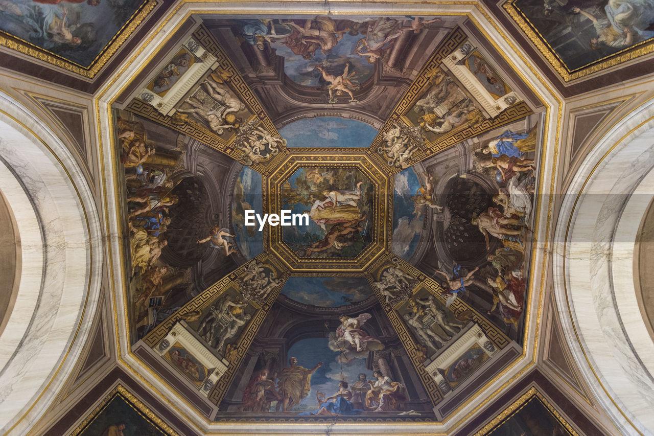 Ceiling Of Church