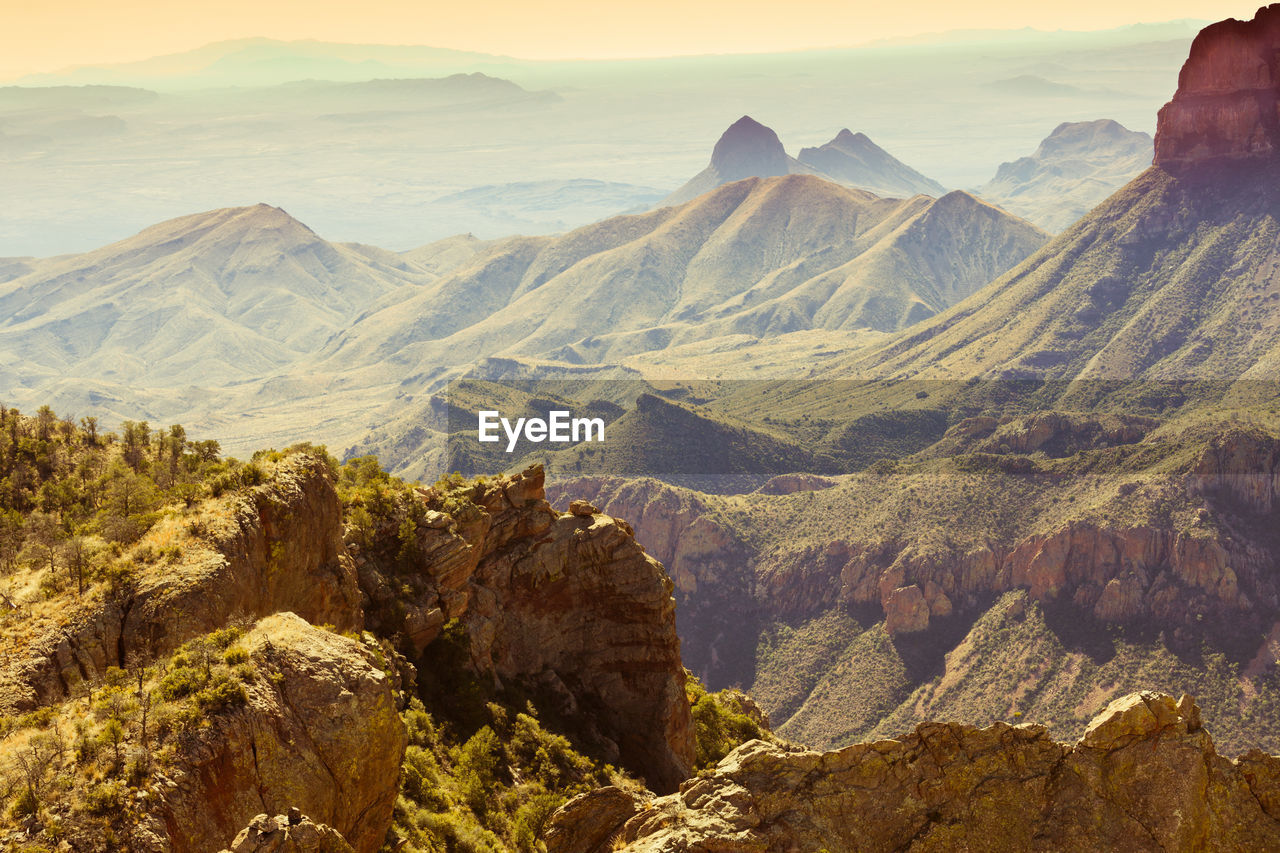 mountain, scenics - nature, beauty in nature, mountain range, tranquil scene, rock, environment, non-urban scene, rock - object, tranquility, solid, landscape, physical geography, sky, nature, rock formation, geology, idyllic, no people, remote, mountain peak, outdoors, arid climate, formation, eroded, climate