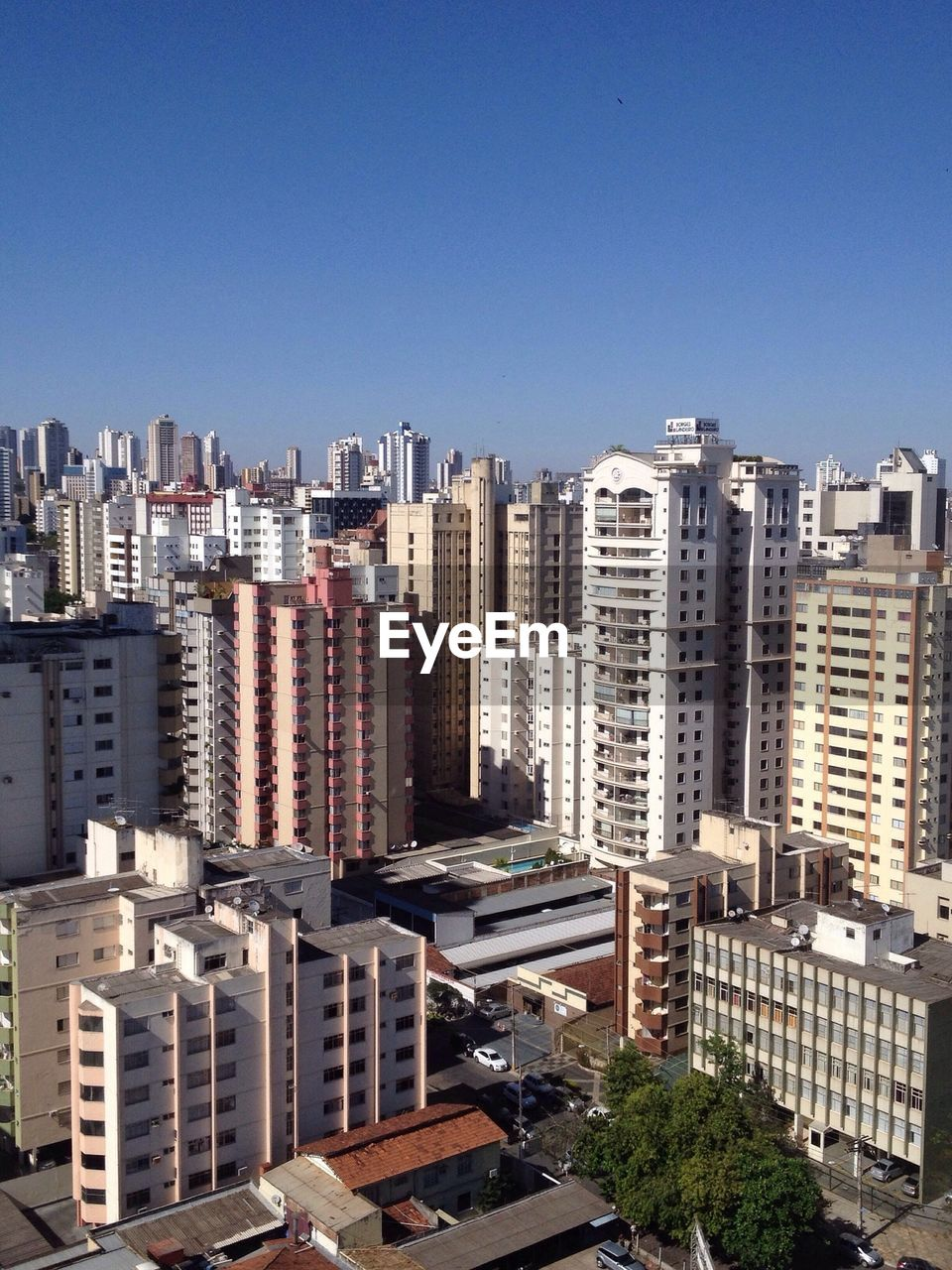 skyscraper, architecture, cityscape, city, building exterior, clear sky, modern, no people, blue, built structure, tall, outdoors, day
