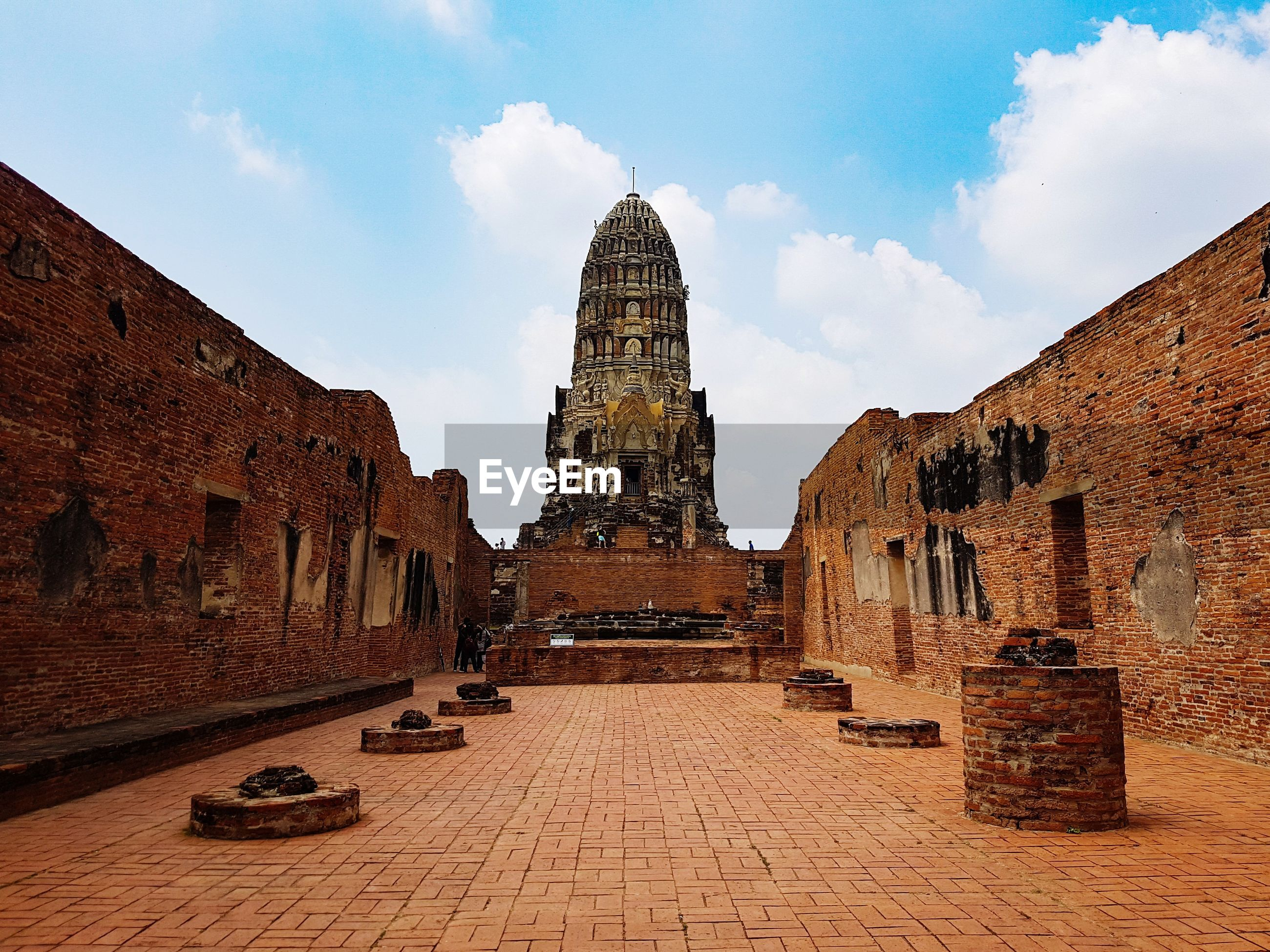 Historical park, ayutthaya