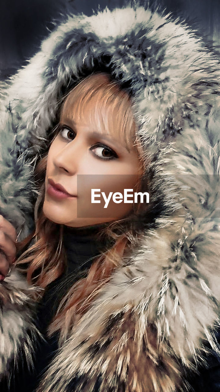 fur, warm clothing, fur coat, winter, beautiful woman, fashion, cold temperature, fur hat, portrait, looking at camera, close-up, one person, beauty, beautiful people, young adult, snow, headshot, glamour, fashion model, blond hair, young women, real people, outdoors, adult, day, people