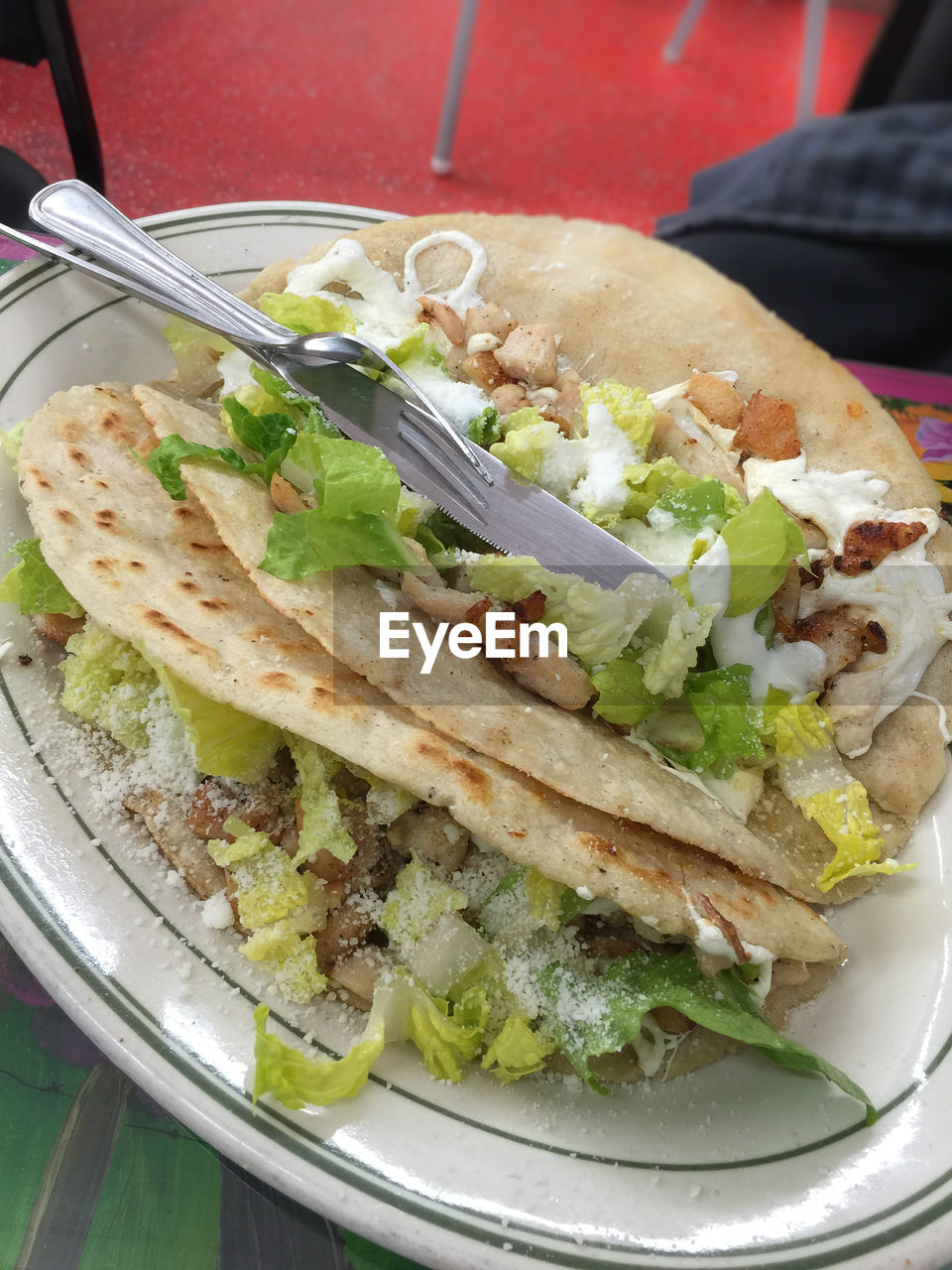 food and drink, food, plate, freshness, indoors, ready-to-eat, healthy eating, no people, close-up, tortilla - flatbread, fast food, mexican food, stuffed, day