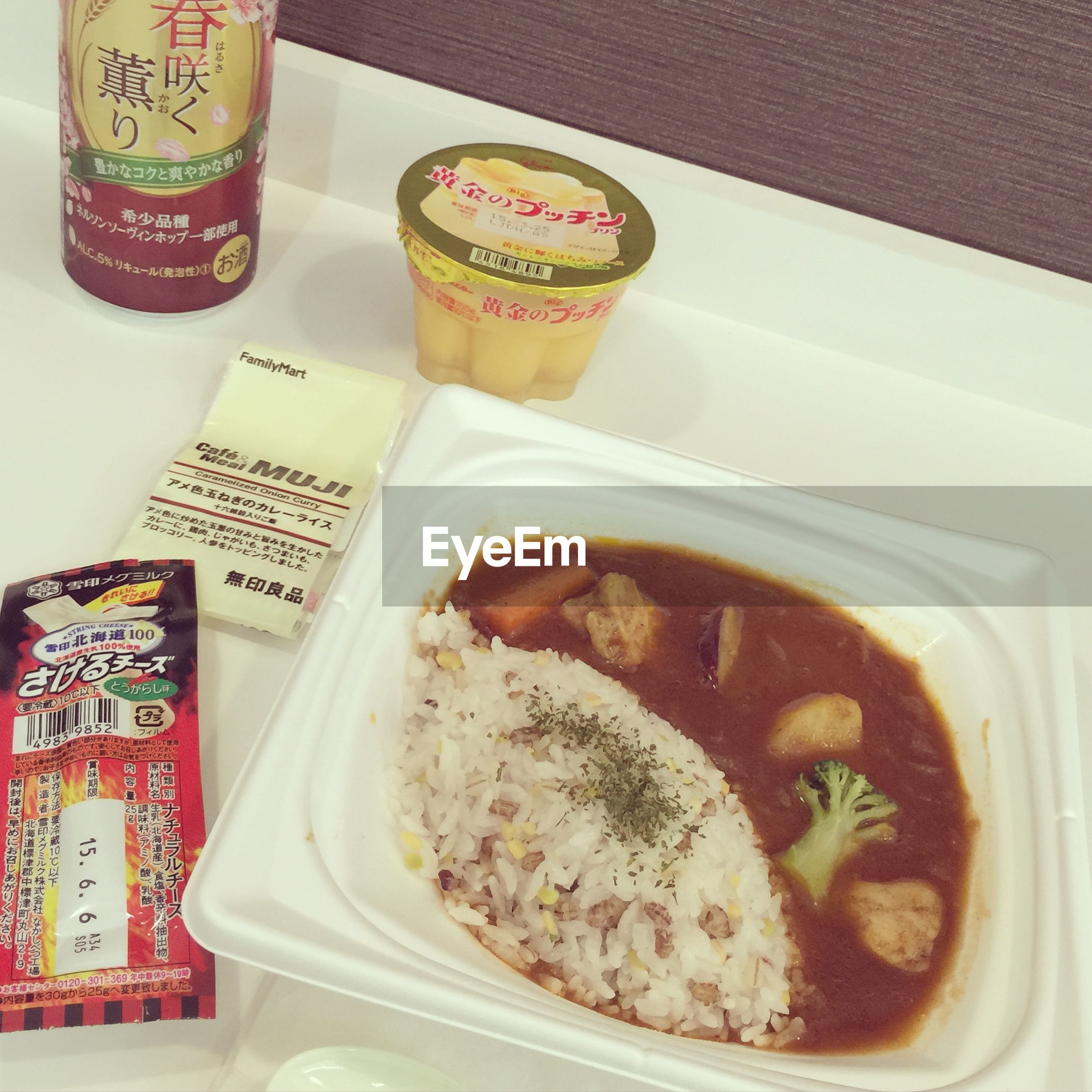 food and drink, indoors, food, freshness, still life, high angle view, plate, text, ready-to-eat, table, healthy eating, western script, sweet food, bowl, drink, refreshment, indulgence, close-up, serving size, no people