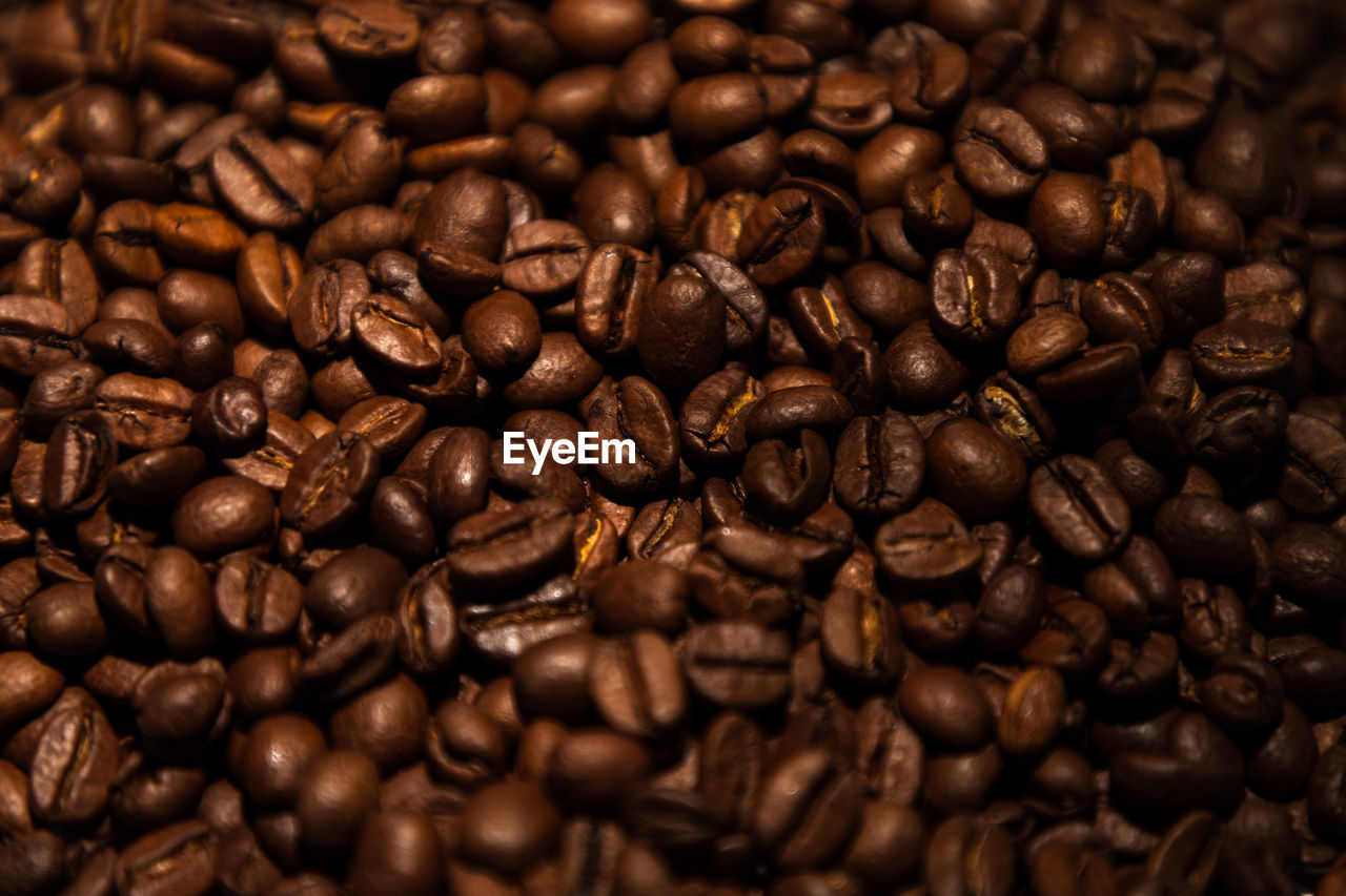 coffee - drink, coffee, food and drink, roasted coffee bean, brown, large group of objects, food, backgrounds, freshness, abundance, no people, close-up, full frame, drink, coffee bean, indoors, roasted, still life, caffeine, refreshment