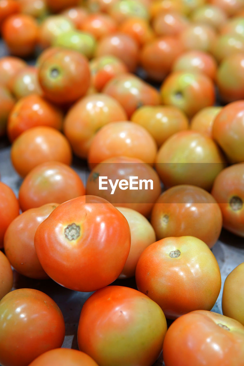 food and drink, food, healthy eating, tomato, freshness, large group of objects, fruit, wellbeing, vegetable, for sale, retail, still life, market, red, full frame, backgrounds, close-up, no people, abundance, indoors, ripe, retail display