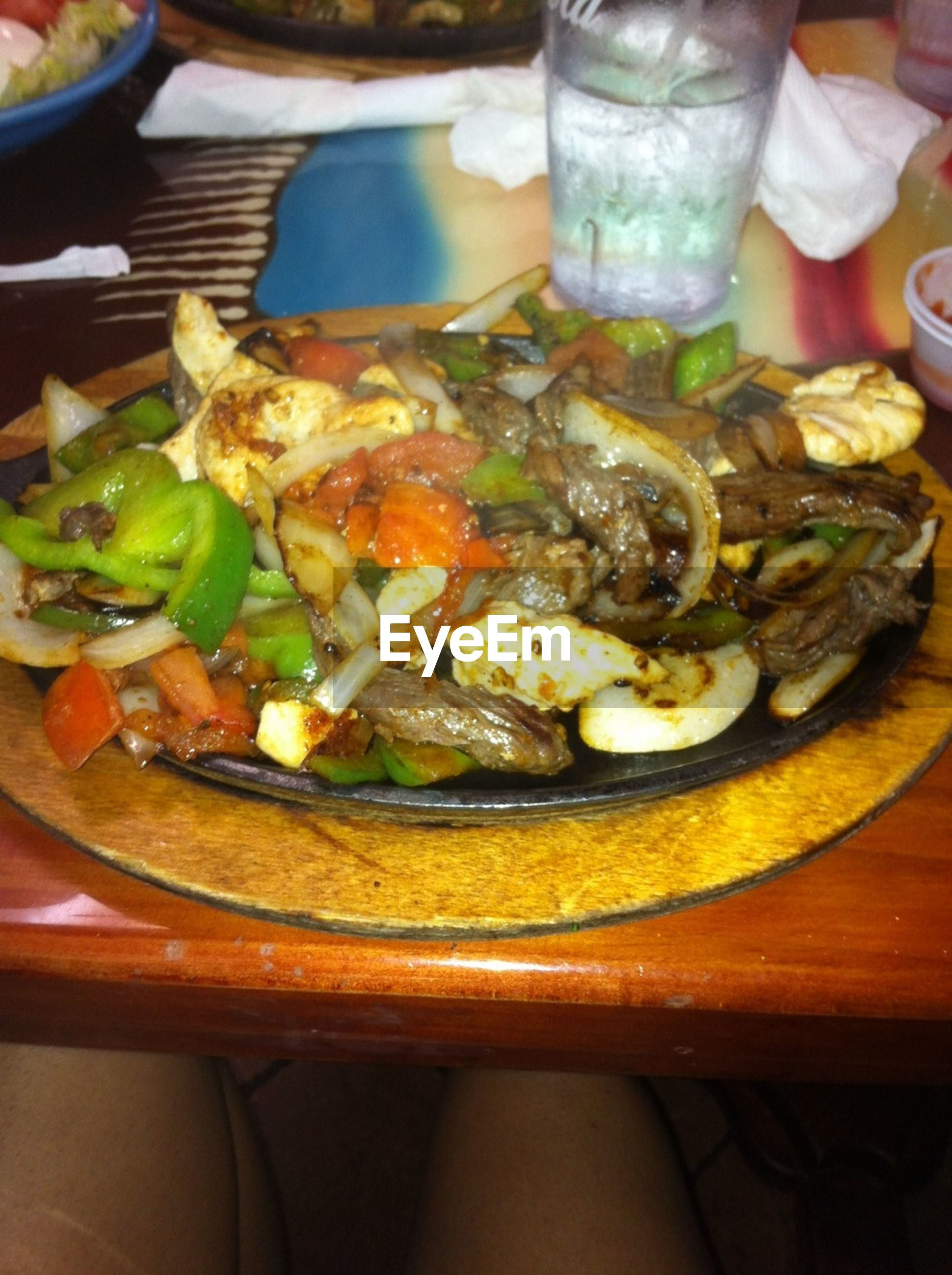 food and drink, food, indoors, freshness, healthy eating, ready-to-eat, meal, table, seafood, still life, meat, serving size, vegetable, plate, close-up, bowl, high angle view, fish, restaurant, indulgence