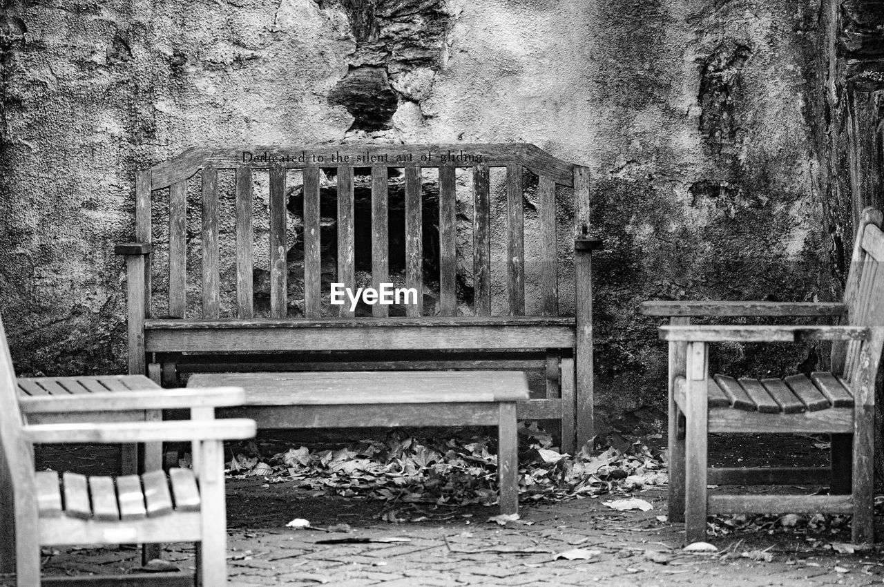chair, day, no people, architecture, outdoors