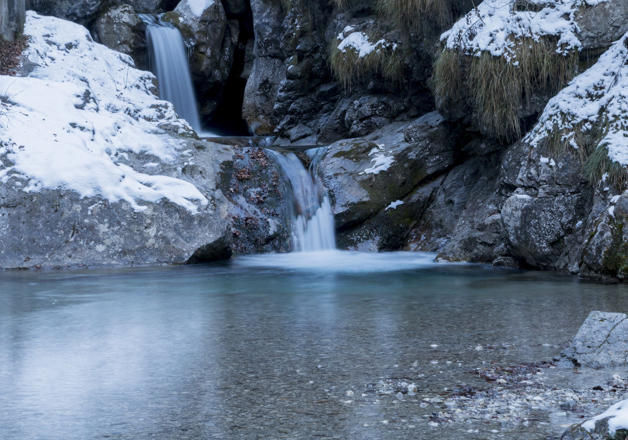 waterfall, water, beauty in nature, nature, scenics, waterfront, long exposure, motion, tranquil scene, tranquility, no people, day, outdoors