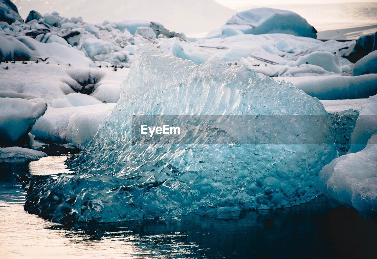 Iceberg In The Water