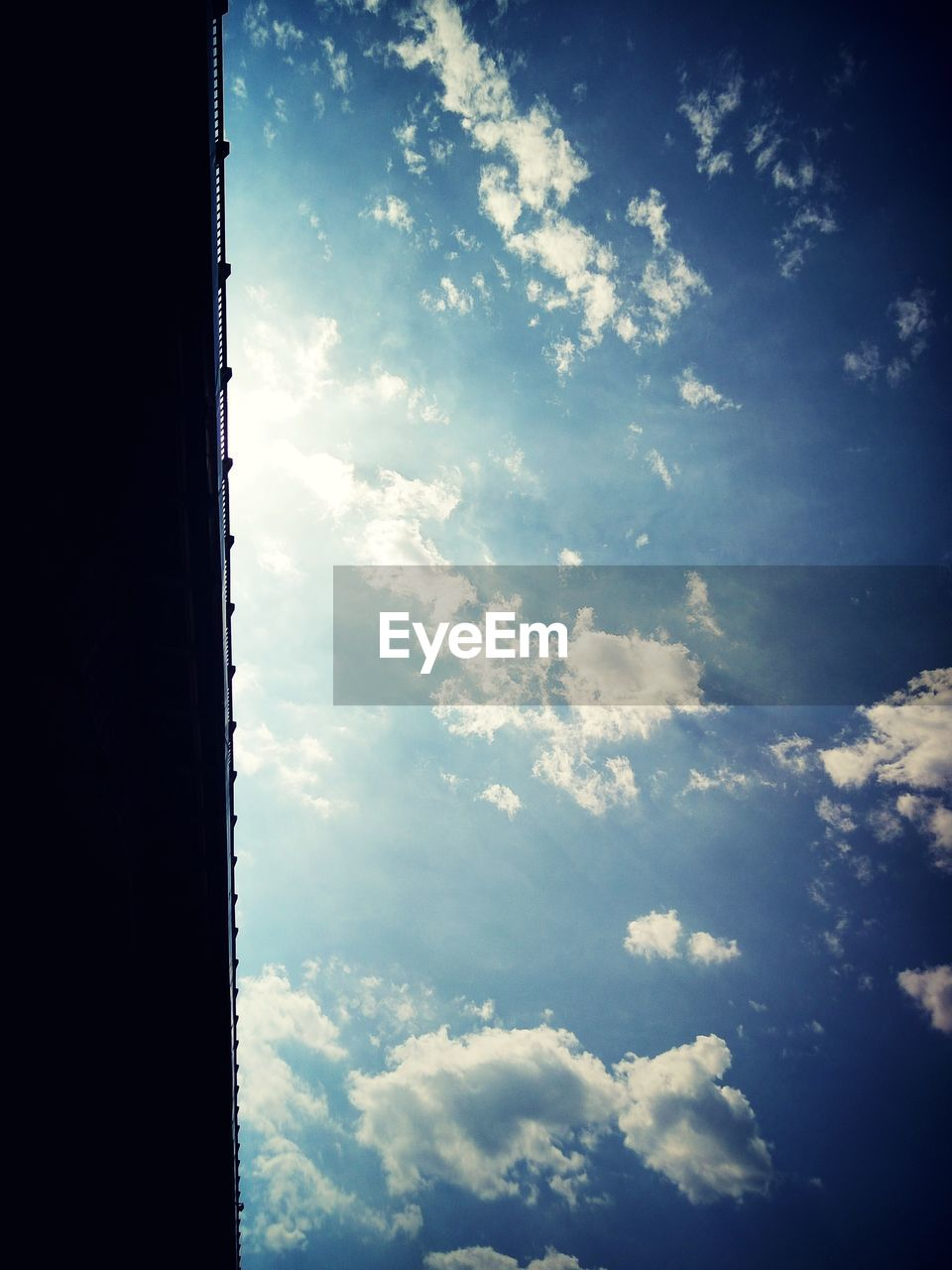 sky, cloud - sky, nature, low angle view, day, no people, beauty in nature, tranquil scene, tranquility, outdoors, scenics