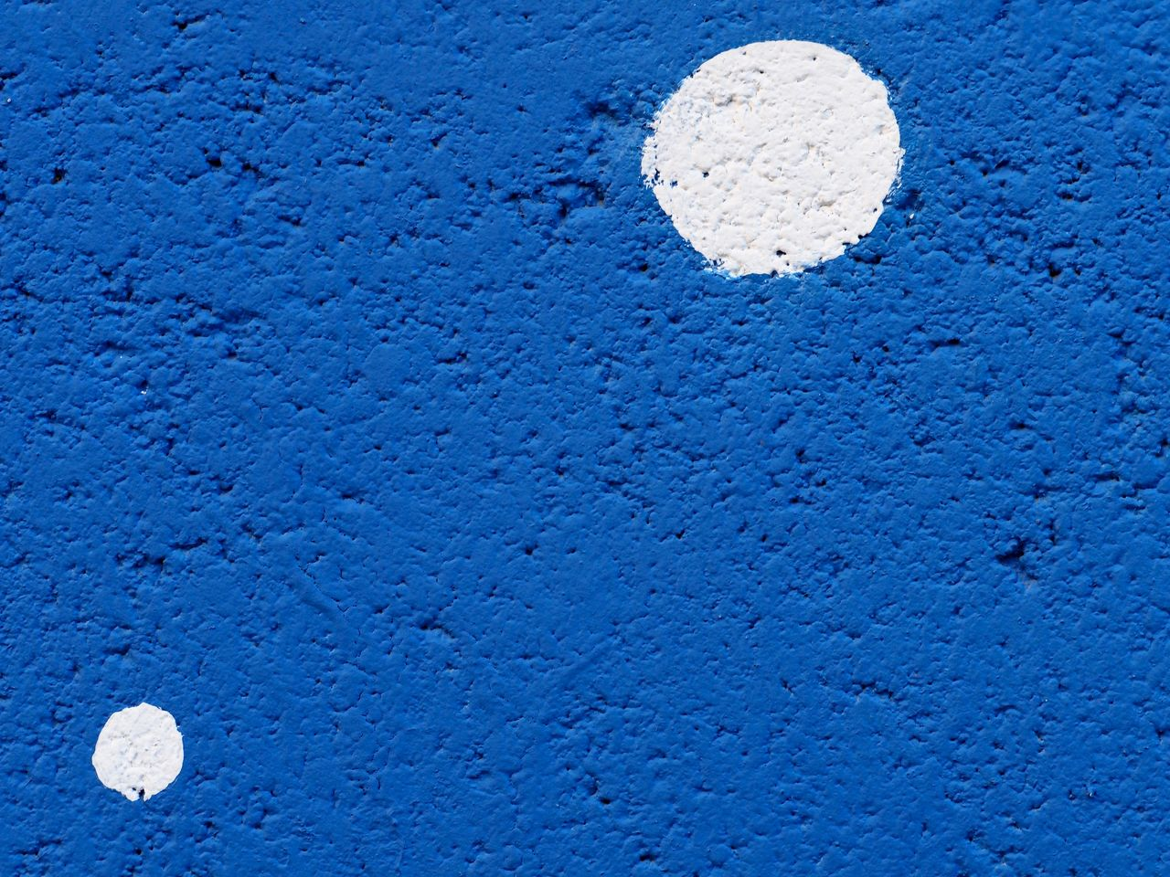 blue, no people, white color, wall - building feature, close-up, textured, number, built structure, full frame, architecture, day, outdoors, communication, backgrounds, copy space, text, geometric shape, circle, nature, pattern, blue background