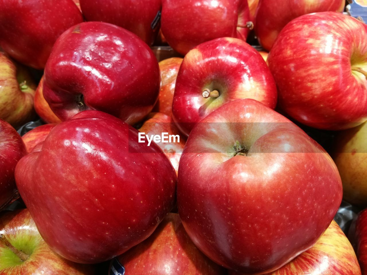 red, food, food and drink, healthy eating, fruit, freshness, for sale, no people, close-up, market, indoors, day