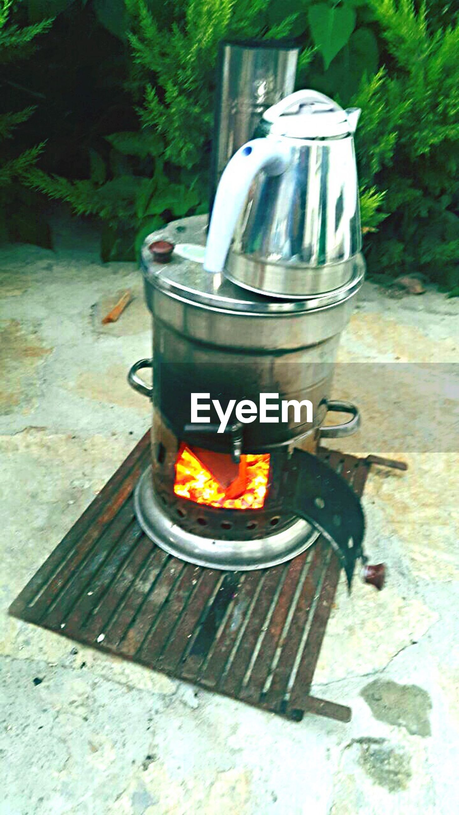 flame, burning, heat - temperature, fire - natural phenomenon, dirt, outdoors, no people