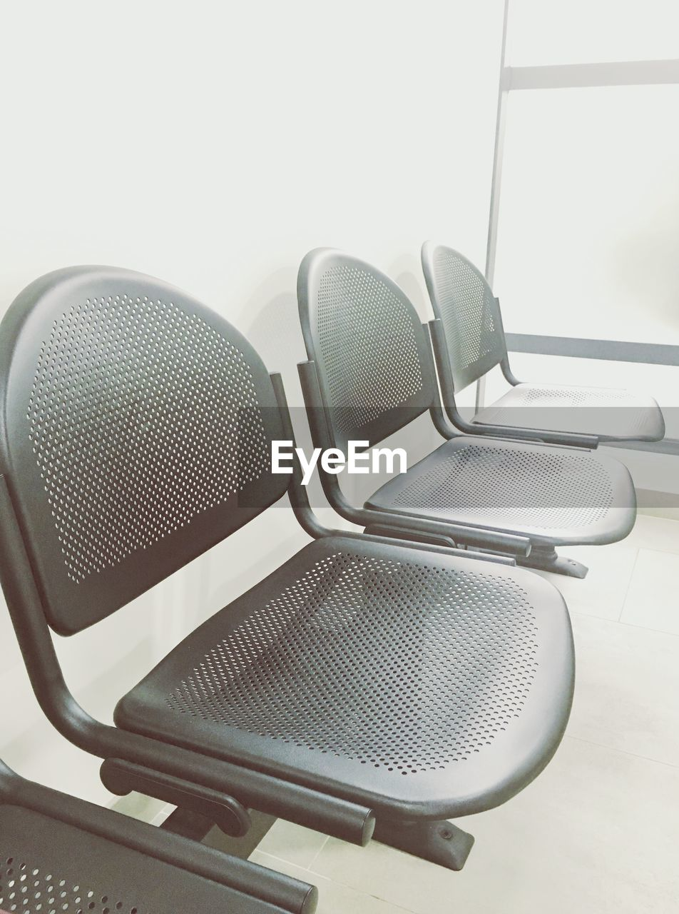 chair, no people, furniture, indoors, office chair, seat, technology, day, close-up
