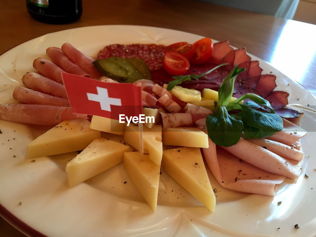 food, food and drink, indoors, italian food, freshness, healthy eating, no people, table, plate, close-up, ready-to-eat, day