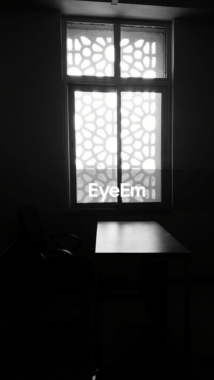 window, indoors, no people, day