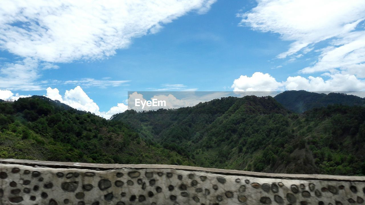 sky, mountain, nature, no people, day, landscape, outdoors, beauty in nature, tree