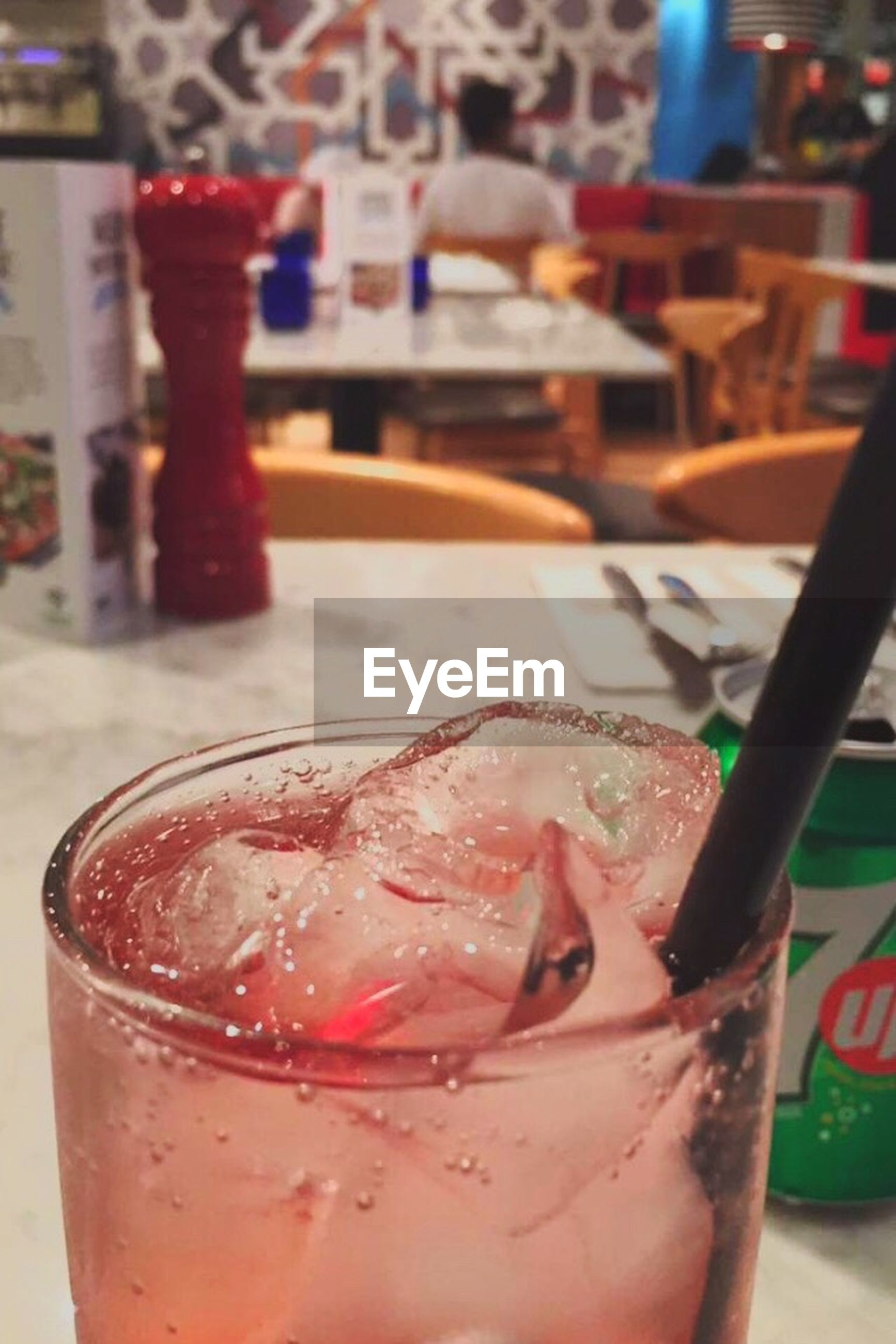 food and drink, indoors, freshness, food, drinking glass, red, focus on foreground, close-up, fruit, sweet food, indulgence, strawberry, ready-to-eat, temptation, serving size, juicy, dessert, non-alcoholic beverage, meal