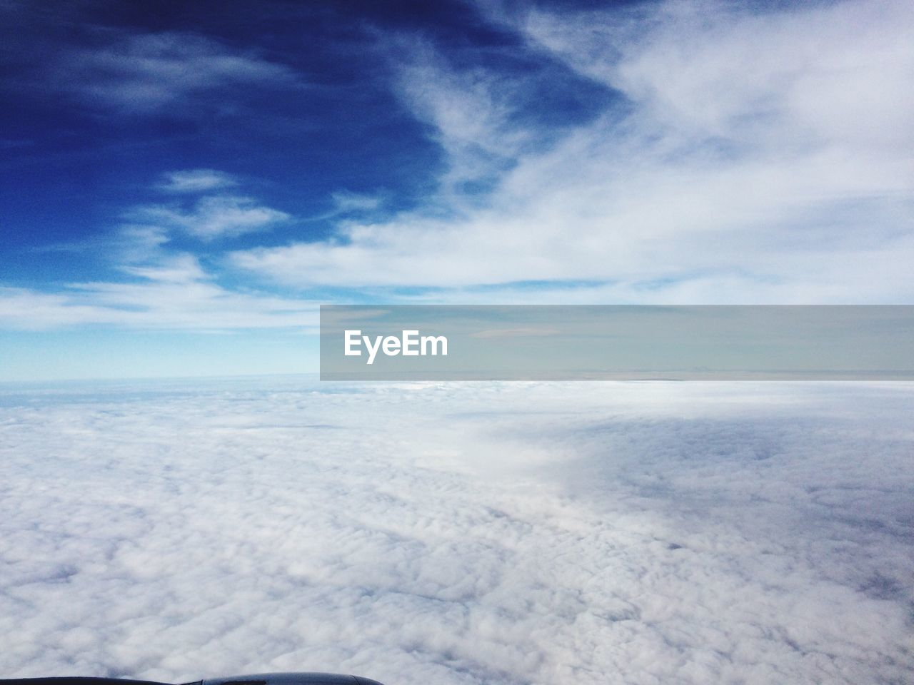 SCENIC VIEW OF CLOUDS IN SKY DURING WINTER