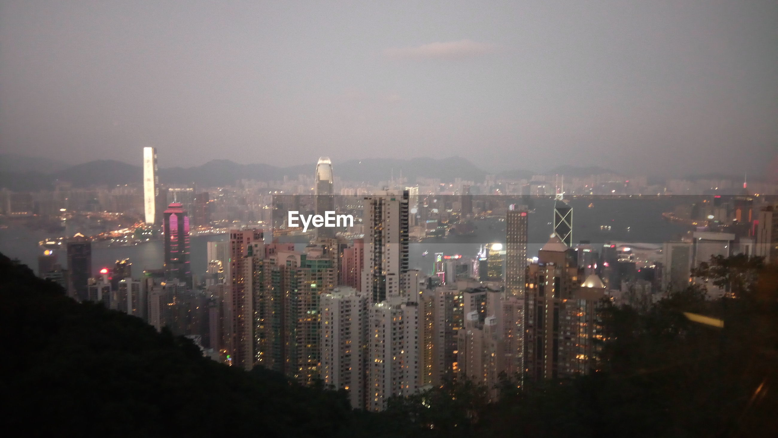 cityscape, city, architecture, skyscraper, illuminated, building exterior, crowded, night, modern, growth, built structure, sky, outdoors