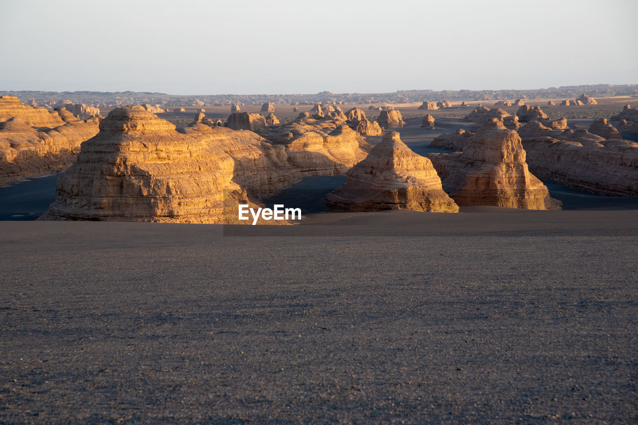 rock, rock formation, tranquil scene, rock - object, sky, scenics - nature, tranquility, beauty in nature, solid, non-urban scene, nature, landscape, no people, land, geology, physical geography, environment, travel destinations, desert, travel, arid climate, climate, outdoors, eroded, formation