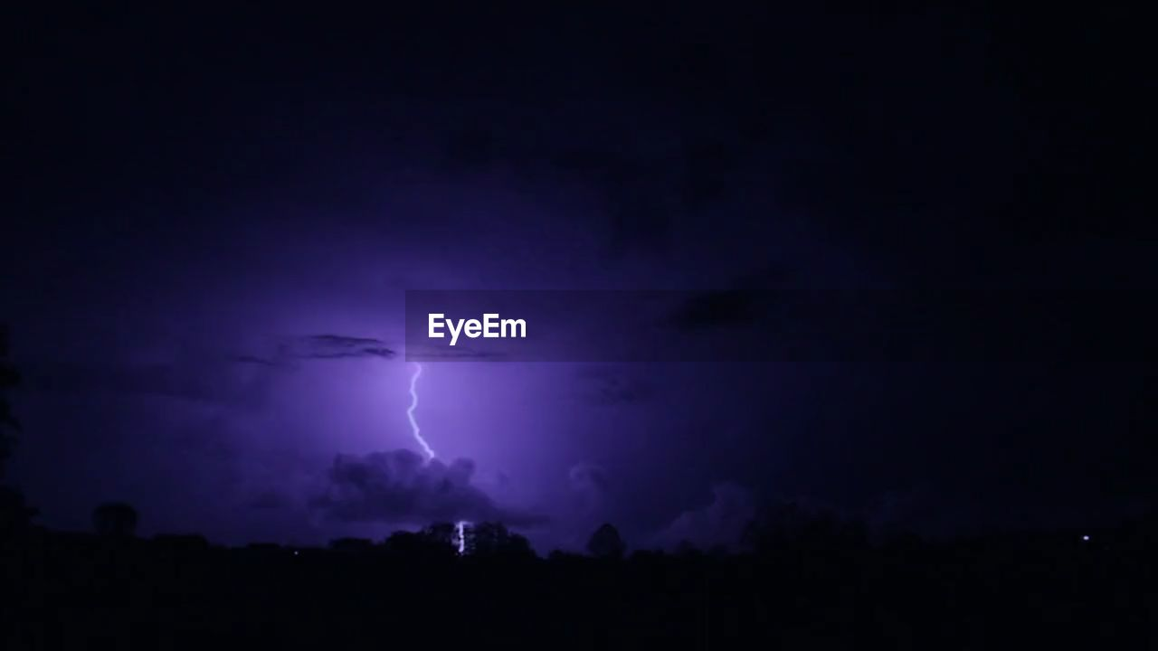 lightning, thunderstorm, power in nature, storm, night, forked lightning, weather, storm cloud, dramatic sky, danger, silhouette, cloud - sky, sky, nature, illuminated, outdoors, no people, scenics, beauty in nature