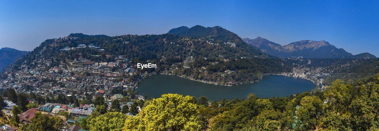 Nainital, the city of lakes