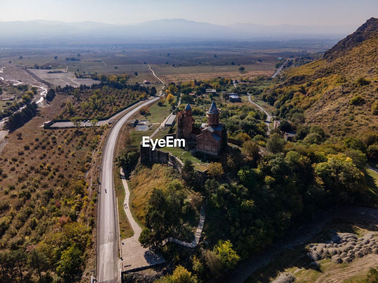 Gremi, kvareli, kakheti, georgia