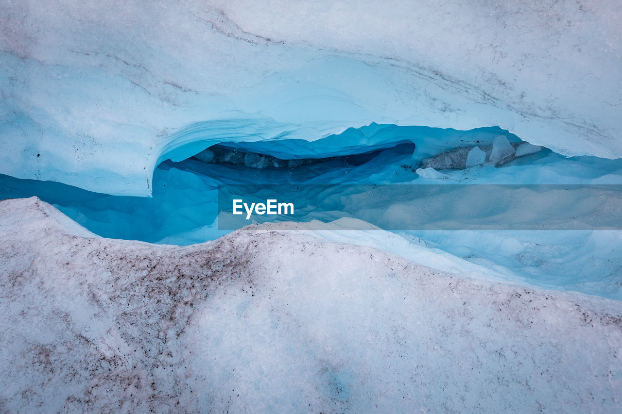 cold temperature, winter, ice, snow, glacier, frozen, beauty in nature, water, landscape, nature, scenics - nature, tranquil scene, no people, tranquility, environment, day, idyllic, blue, turquoise colored, melting, lagoon, iceberg, snowcapped mountain