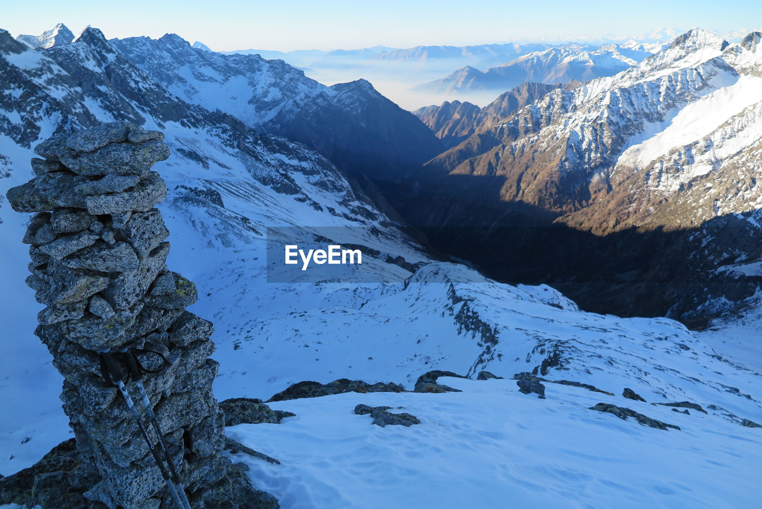 mountain, snow, nature, beauty in nature, mountain range, beauty, outdoors, scenics, landscape, cold temperature, no people, day