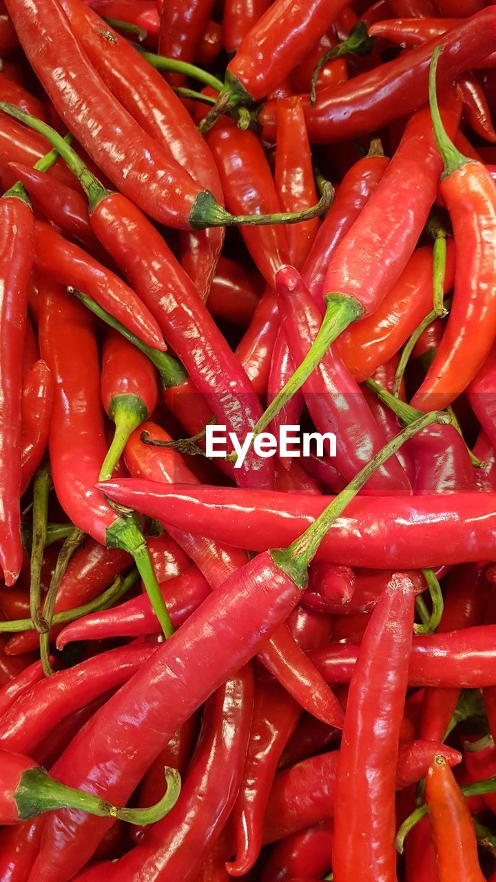 red, full frame, abundance, food and drink, food, spice, freshness, market, vegetable, for sale, no people, close-up, backgrounds, healthy eating, outdoors, day