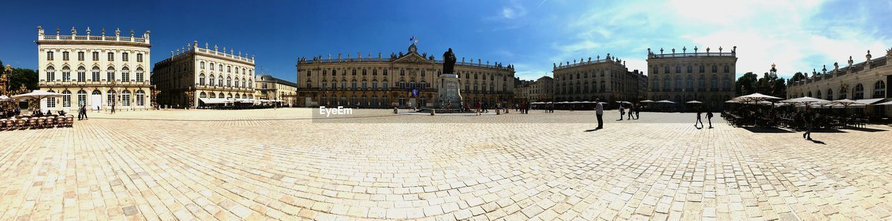 architecture, building exterior, built structure, sky, outdoors, panoramic, day, history, travel destinations, nature, no people