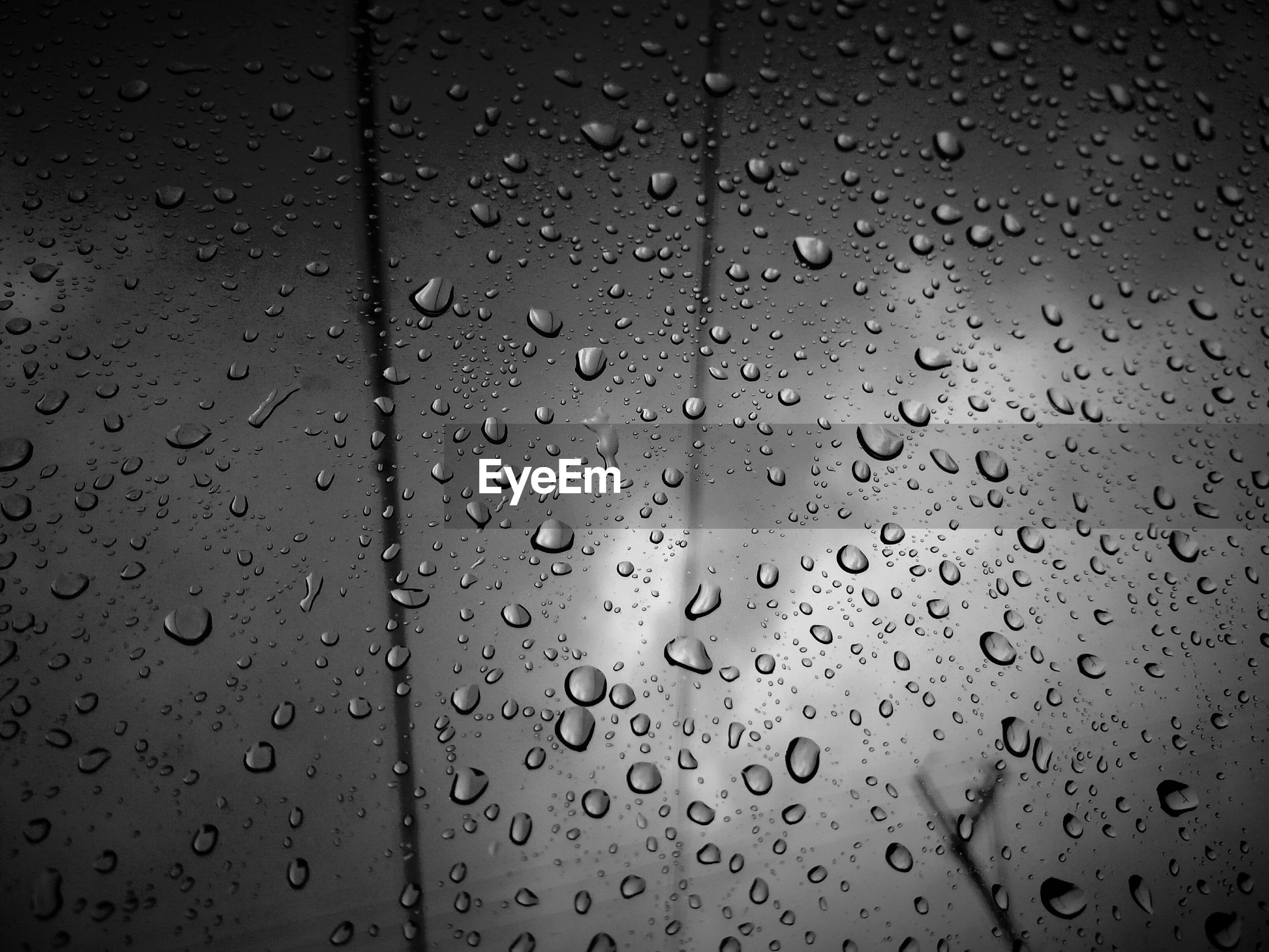 drop, window, indoors, wet, full frame, backgrounds, transparent, rain, glass - material, water, raindrop, weather, glass, close-up, season, pattern, focus on foreground, no people, textured, sky
