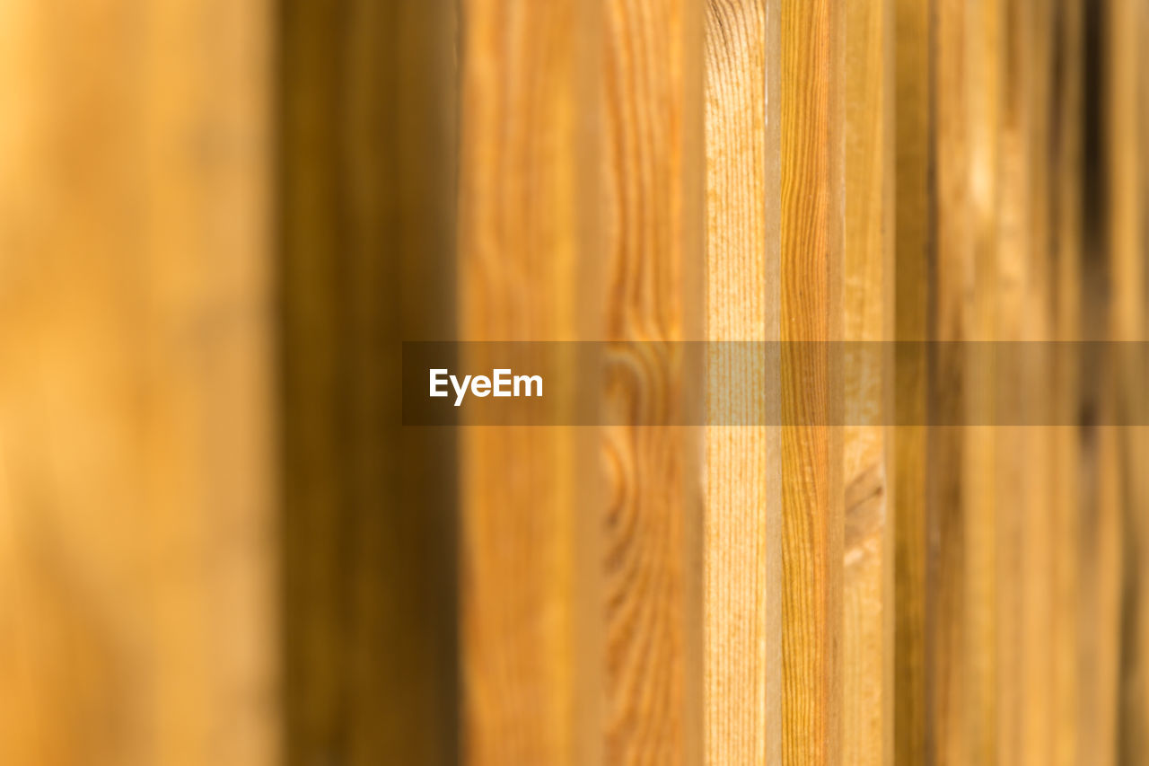 selective focus, close-up, no people, wood - material, textured, yellow, indoors, day, nature