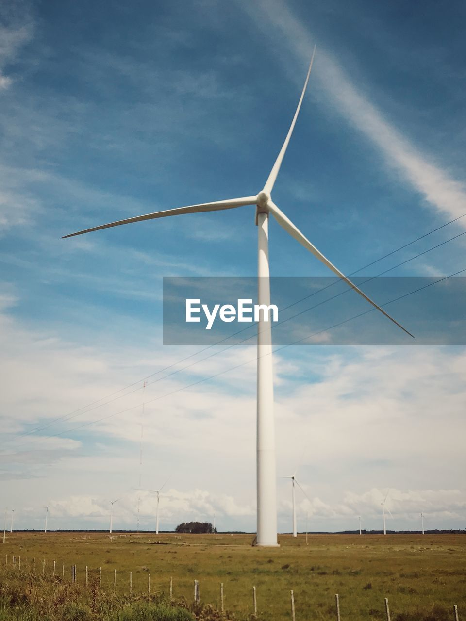 wind turbine, environmental conservation, fuel and power generation, renewable energy, turbine, environment, sky, alternative energy, wind power, landscape, cloud - sky, field, land, nature, rural scene, no people, day, technology, beauty in nature, low angle view, outdoors, sustainable resources, power supply