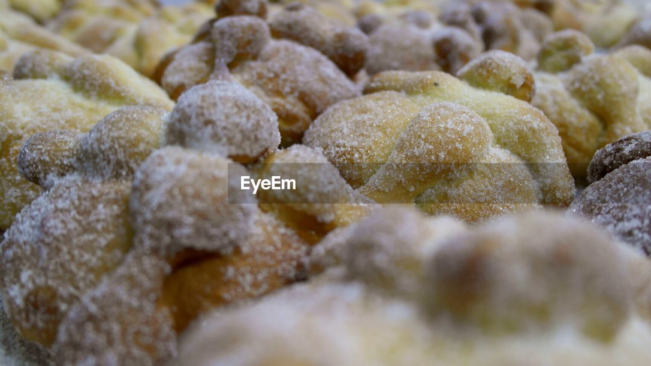 food, close-up, selective focus, food and drink, no people, sweet food, large group of objects, full frame, freshness, indoors, sweet, still life, backgrounds, dessert, abundance, day, unhealthy eating, textured, wellbeing, ready-to-eat, temptation