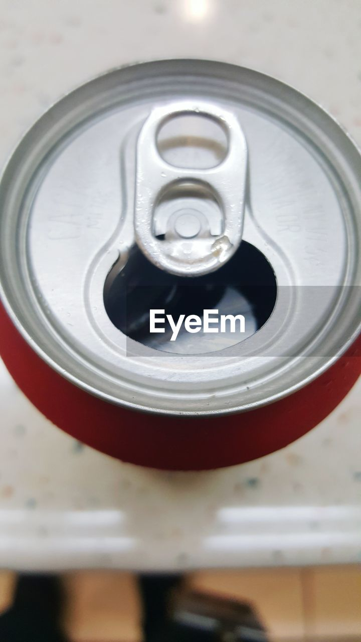 metal, drink can, drink, close-up, food and drink, can, no people, indoors, lid, food, aluminum, day