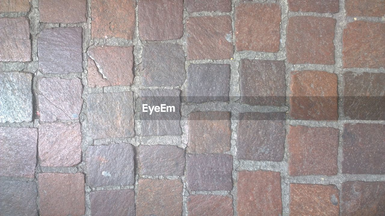 full frame, backgrounds, no people, day, pattern, textured, stone tile, close-up, outdoors, architecture