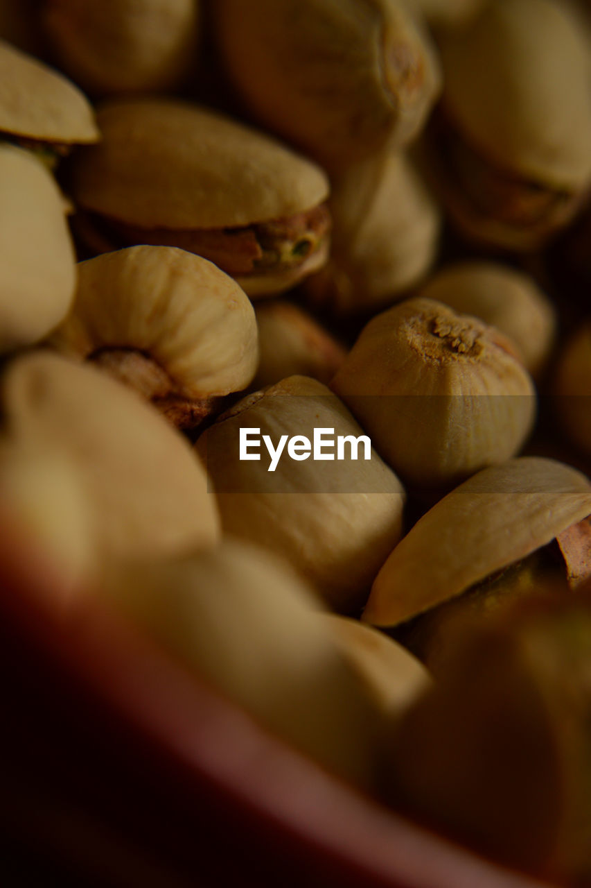 food, food and drink, selective focus, freshness, wellbeing, still life, healthy eating, close-up, indoors, no people, large group of objects, full frame, nut, nut - food, backgrounds, abundance, high angle view, brown, fruit, raw food