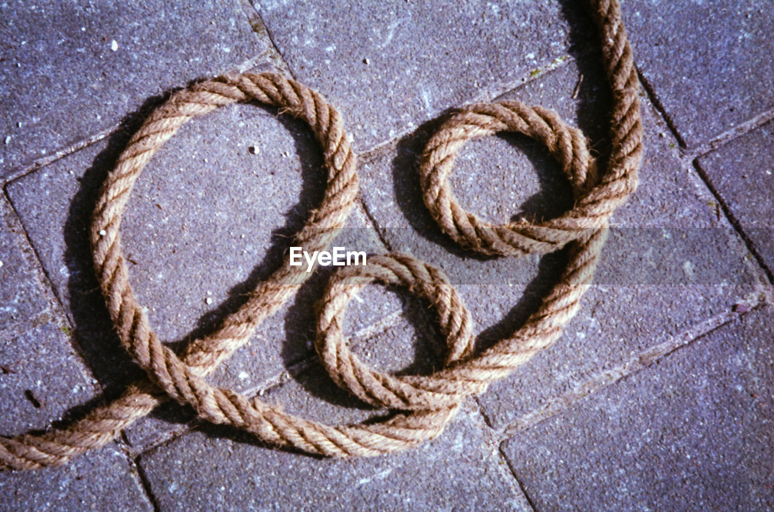 Close-up of rope
