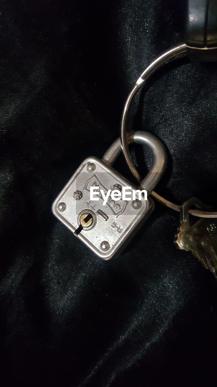 still life, key, indoors, table, key ring, no people, close-up, day