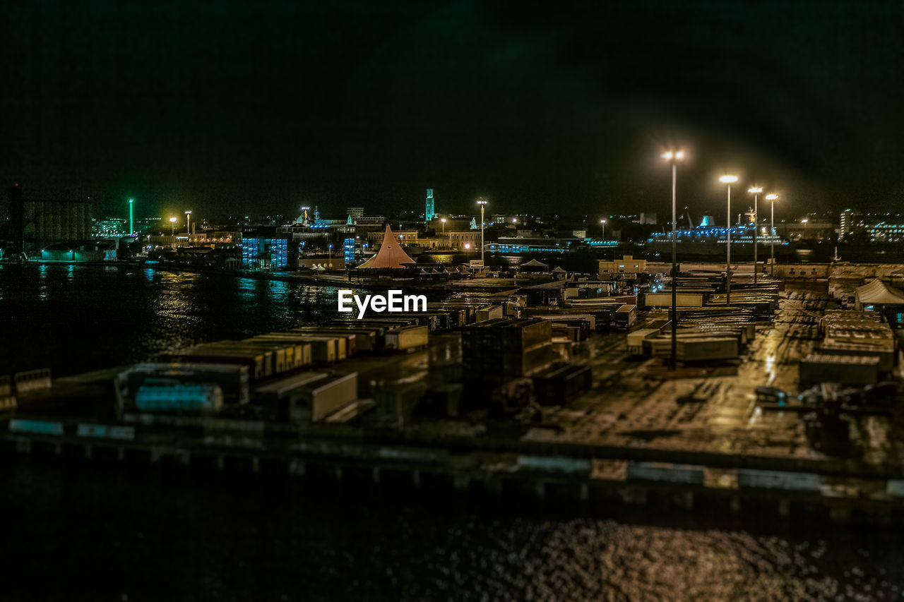 night, water, transportation, illuminated, nautical vessel, mode of transportation, no people, architecture, sea, building exterior, nature, sky, ship, built structure, city, moored, reflection, outdoors, street light