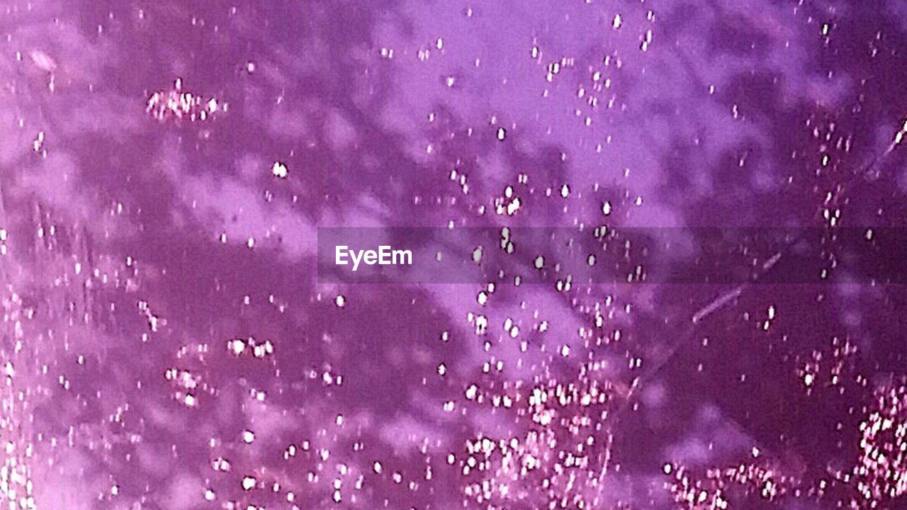 purple, backgrounds, no people, full frame, pink color, outdoors, defocused, day, space, close-up, galaxy, astronomy
