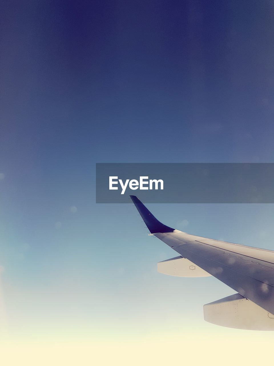airplane, journey, flying, transportation, airplane wing, sky, air vehicle, mid-air, nature, aircraft wing, beauty in nature, cloud - sky, mode of transport, travel, blue, outdoors, no people, scenics, day, close-up