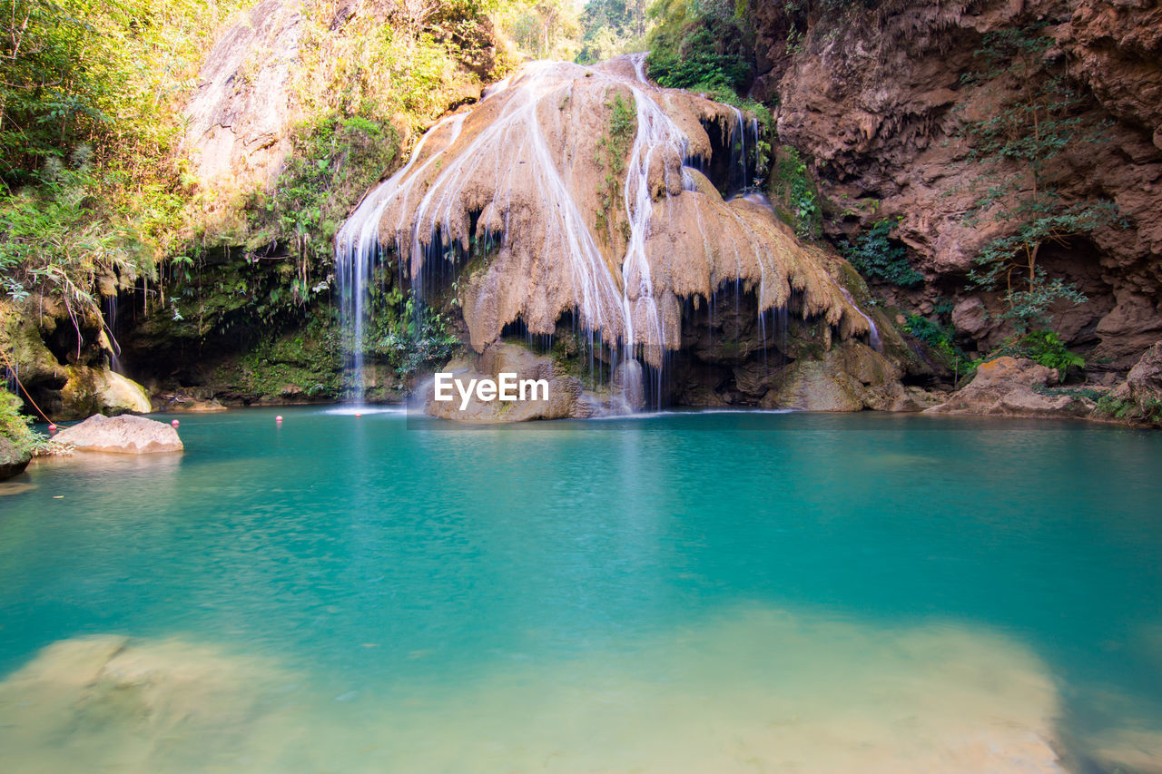 water, rock, rock - object, solid, scenics - nature, sea, beauty in nature, nature, tranquility, tranquil scene, no people, rock formation, land, day, travel destinations, outdoors, non-urban scene, geology, idyllic, turquoise colored, lagoon