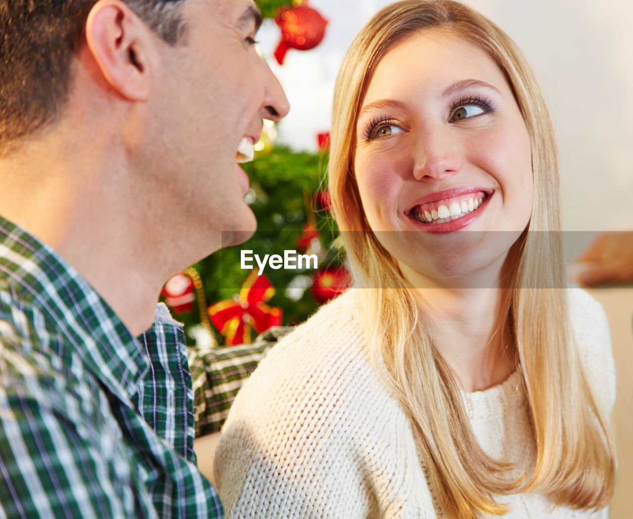 two people, smiling, emotion, happiness, togetherness, love, young adult, couple - relationship, men, portrait, positive emotion, young women, adult, women, headshot, heterosexual couple, bonding, casual clothing, toothy smile
