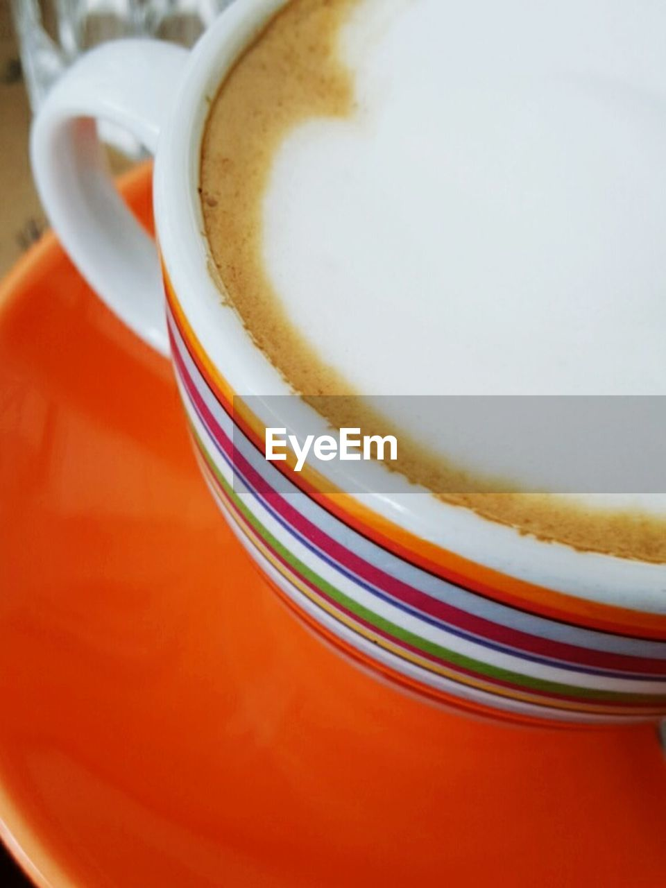drink, refreshment, food and drink, cup, mug, coffee cup, coffee, close-up, still life, coffee - drink, indoors, freshness, no people, hot drink, table, frothy drink, crockery, focus on foreground, food, saucer, non-alcoholic beverage, froth