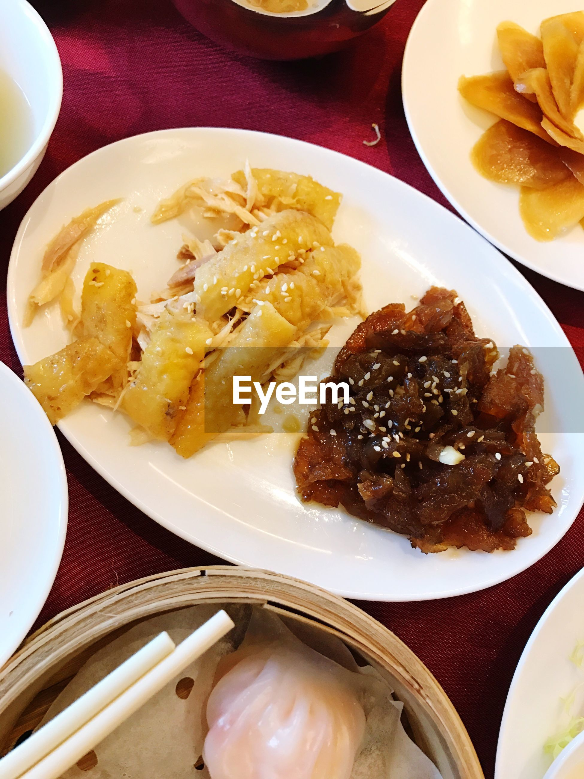 plate, ready-to-eat, freshness, food, food and drink, indoors, serving size, fork, meal, appetizer, close-up, egg yolk, table, no people, temptation, healthy eating, homemade, day