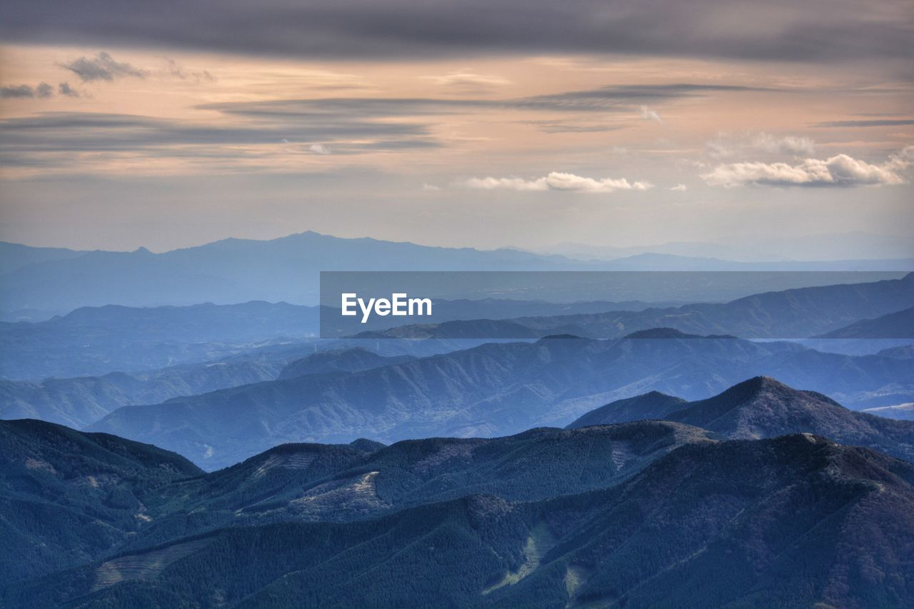 mountain, scenics - nature, beauty in nature, tranquil scene, sky, cloud - sky, mountain range, tranquility, landscape, environment, non-urban scene, no people, nature, idyllic, remote, physical geography, outdoors, geology, day, mountain peak, mountain ridge