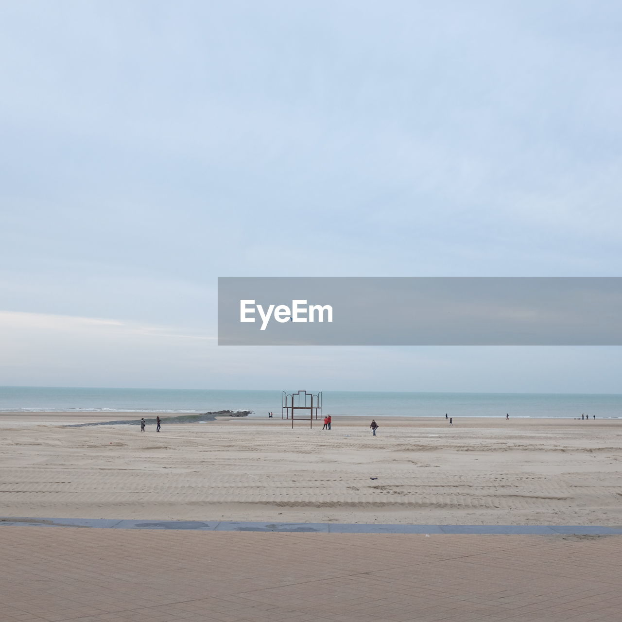 sea, water, beach, land, sky, horizon over water, horizon, scenics - nature, sand, beauty in nature, nature, tranquil scene, day, cloud - sky, tranquility, incidental people, outdoors, non-urban scene, idyllic